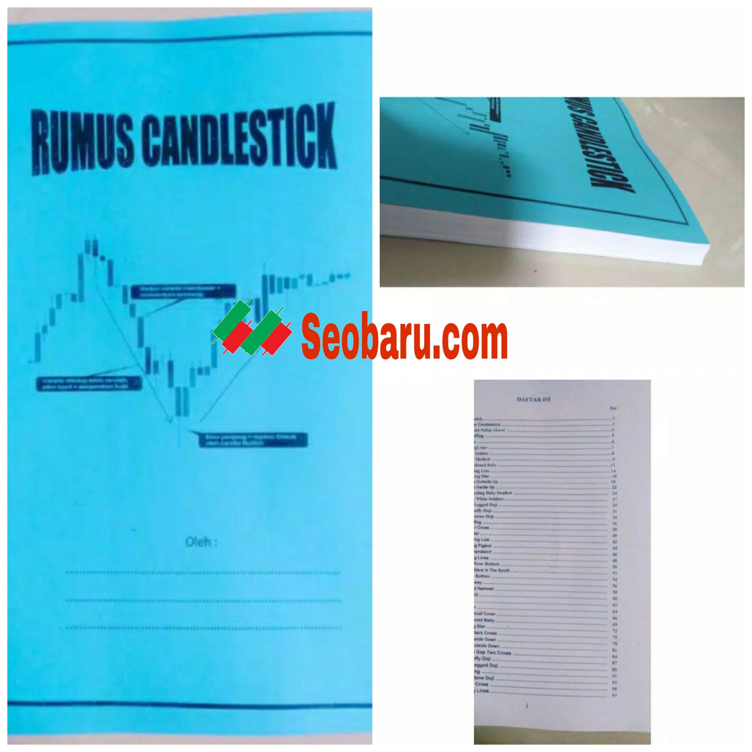 Buku Candlestick