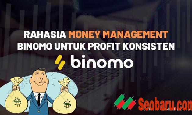 Tentang Binomo dan Money Management Trading Binomo