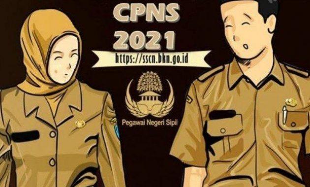 30 Juni Resmi Dibuka Pendaftaran CPNS 2021 Ini Persyaratannya