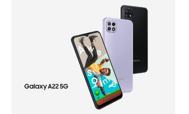 Harga Dan Spesifikasi Samsung Galaxy A22 5G Terbaru