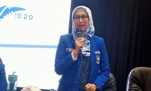 Desy Ratnasari Tak Mengaku Dirinya Sebagai Anggota DPR