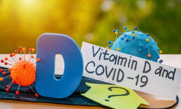 Rekomendasi Vitamin Untuk Orang Yang Terpapar Covid