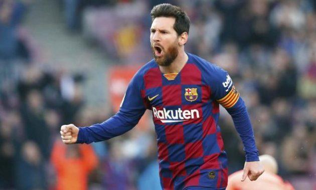 Barcelona Gagal Perpanjang Kontrak Lionel Messi ?