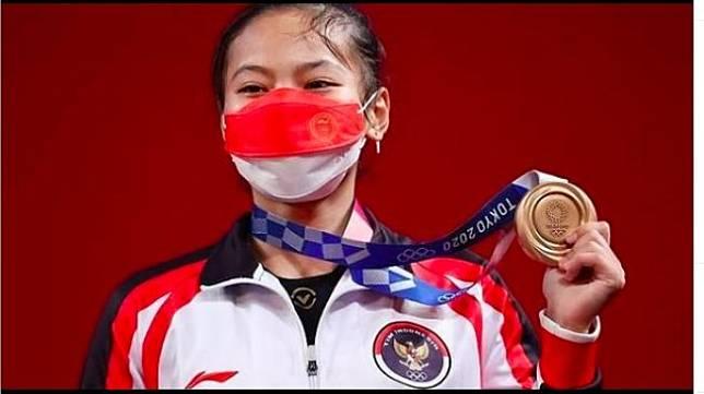Windy Cantika Aisah: Medali Pertama Untuk Indonesia
