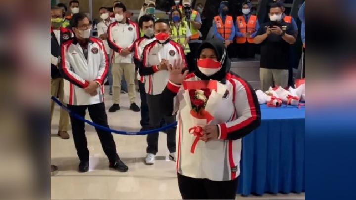 Pulang Olimpiade Tokyo Nurul Akmal Alami Body Shaming