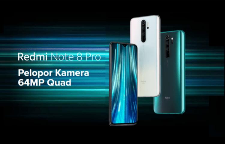 Spesifikasi Dan Harga Xiaomi Redmi Note 8 Pro
