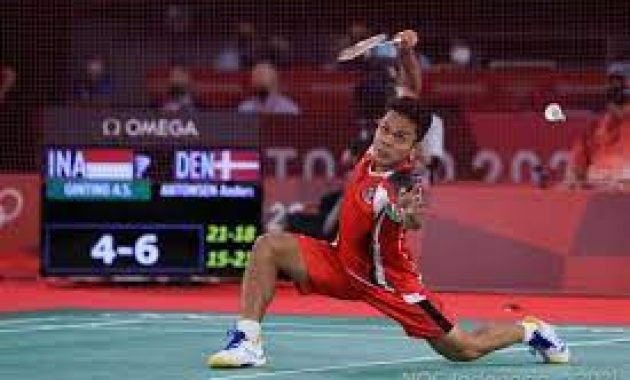 Anthony Ginting vs Chen Long di Semifinal Bulu Tangkis Olimpiade Tokyo  2020, Lanjutkan Dominasi? : Okezone Sports