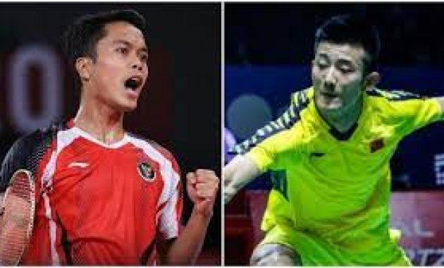 Hasil Badminton Olimpiade Tokyo Hari Ini: Kalah dari Chen Long, Ginting  Ditunggu Kevin Cordon - Banjarmasin Post
