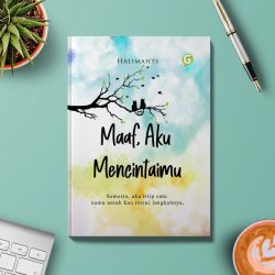 Baca Novel Maaf, Aku Mencintaimu Karya Madiani Shawol