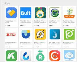 Berbagai Aplikasi Pinjaman Online Resmi Yang Direkomendasikan