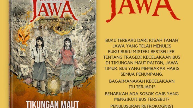 Novel Kisah Tanah Jawa: Tikungan Maut @kisahtanahjawa