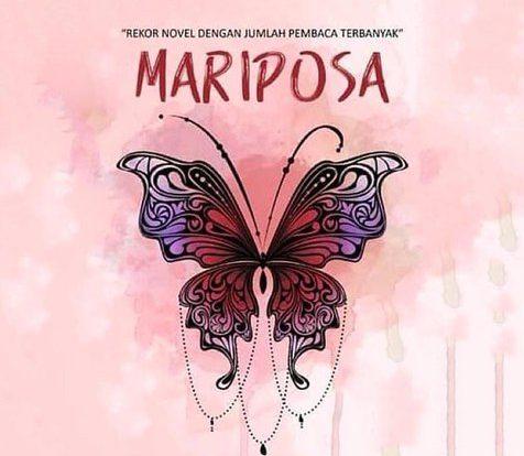 Sinopsis Novel Mariposa karya Luluk HF