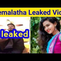 Premalatha Chinnu Leaked Viral Video Terbaru