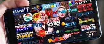 Cara Nonton Televisi Di Hp Android Tanpa Internet