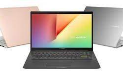 Laptop Asus VivoBook Ultra A14 Spesifikasi dan Harga