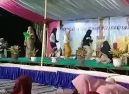 Remaja putri Berjoget Pargoy Viral Di Tiktok