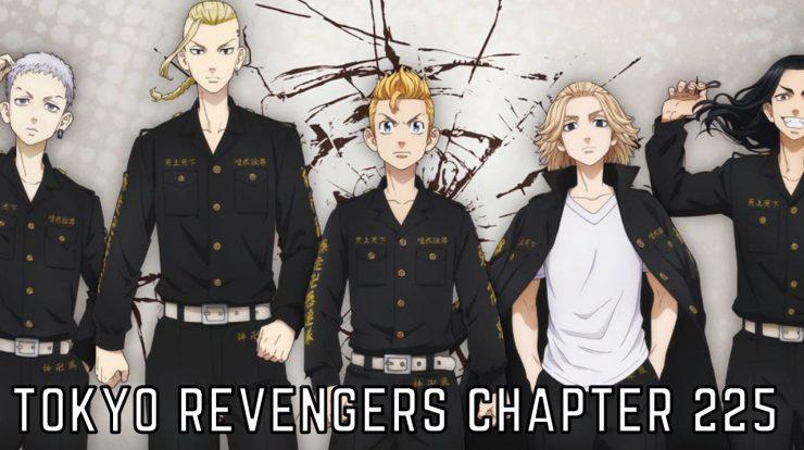 Spoiler Manga Tokyo Revengers Chapter 225 Reddit Sub Indo