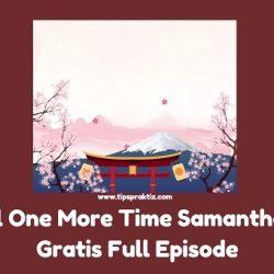Baca Novel One More Time Novel Samantha Dan Nelson