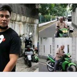 Viral Klarifikasi Baim Wong Yang Memarahi Bapak Bapak