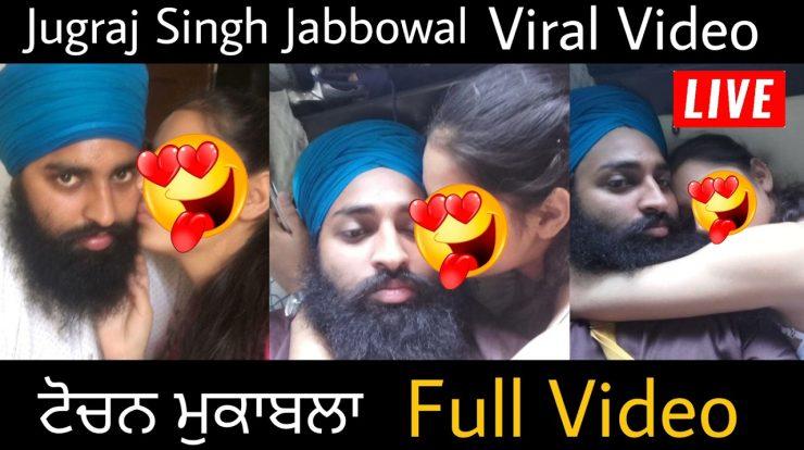 Link Jugraj Singh Jabbowal Viral Video Full Twitter